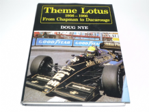 THEME LOTUS 1956-1986 FROM CHAPMAN TO DUCAROUGE (Doug Nye 1986) ex lib